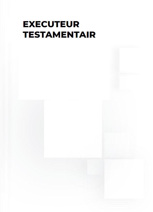 Executeur Testamentair
